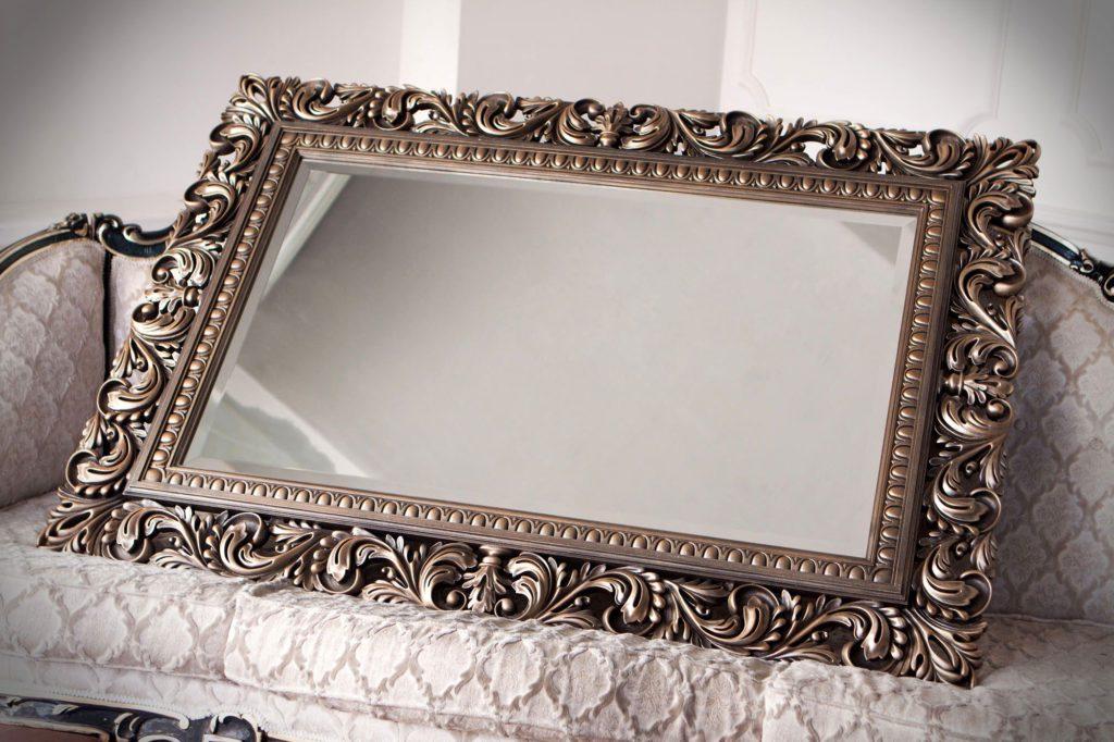Как заказать зеркало в раме