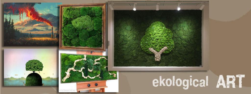 Экологическое искусство