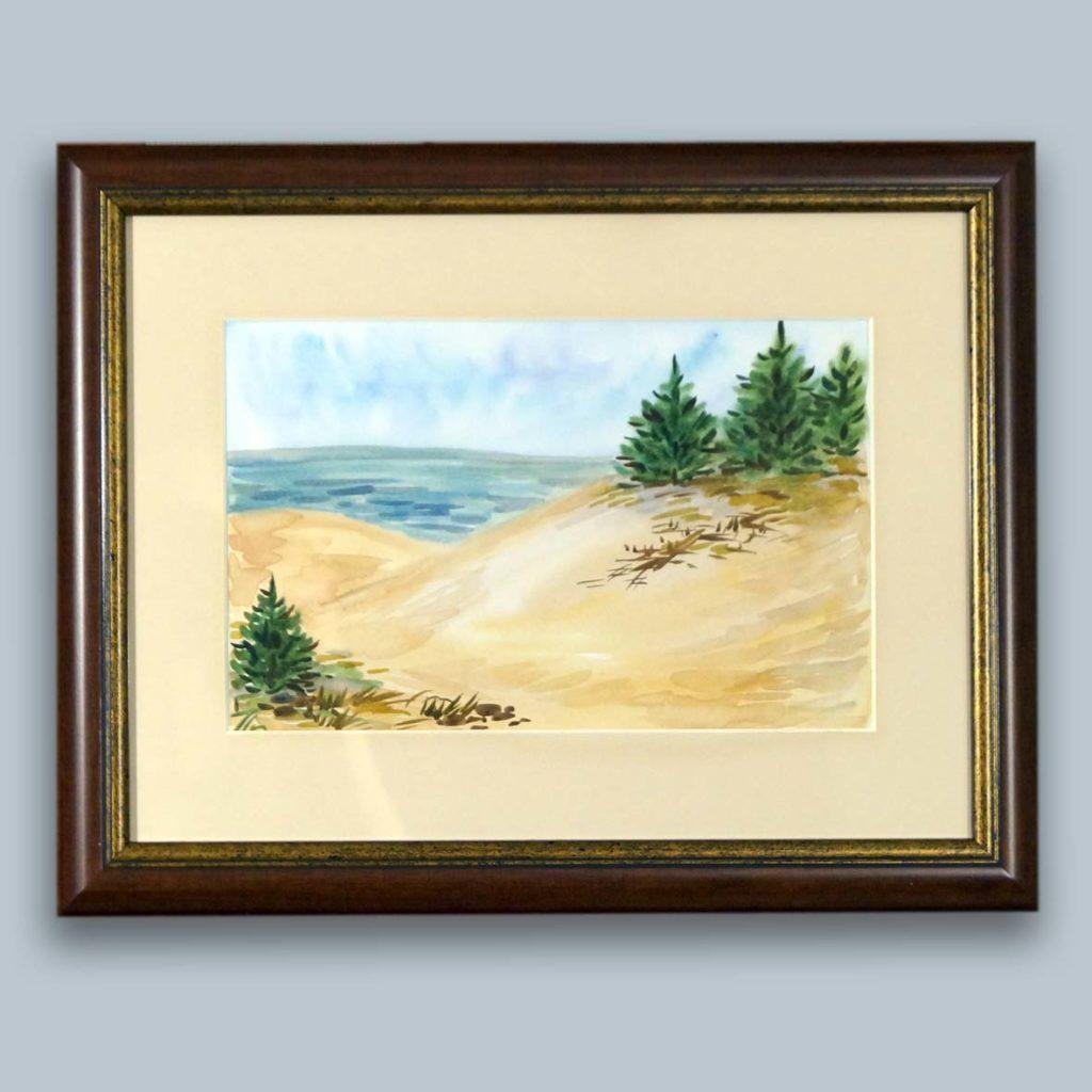 балтика дюны