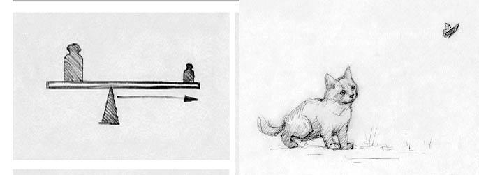 Законы композиции в дизайне. Это симметричный баланс или симметрия.